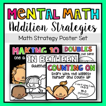 Mental Math Addition Strategies