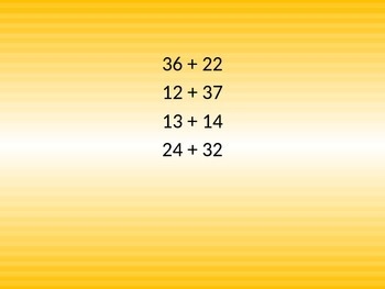 Mental Math Addition Strategies- Upper Grades