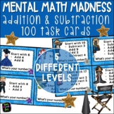 Mental Math || Addition and Subtraction || Distance Learning