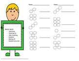 Mental Math Booklet - Counting on, Skip Counting by 2s, 5s