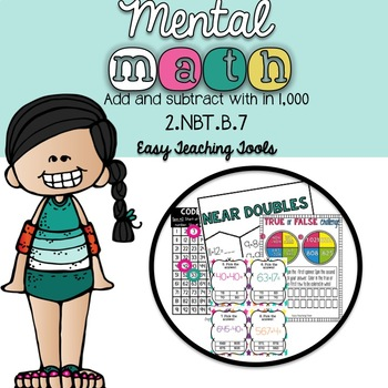 Mental Math Centers for Addition and Subtraction