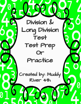 Mental Math Division & Long Division