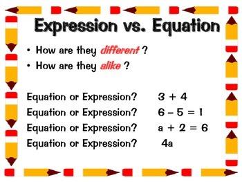 Mental Math & Equations