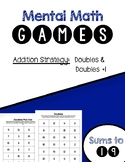 Mental Math Game: Doubles Addition