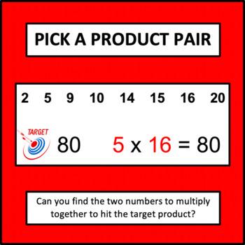Mental Math Games Set 5