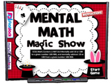 Mental Math Magic Show Smart Board Game (CCSS.2.NBT.B.8)