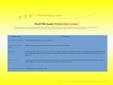 Mental Math Multiplication Strategies