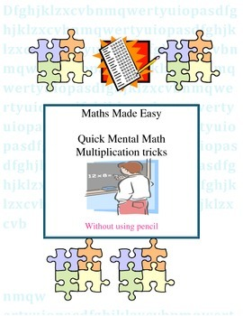Mental Math Multiplication tips