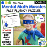 Mental Math - Adding Doubles