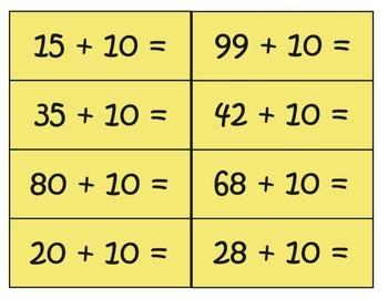 Mental Math Race