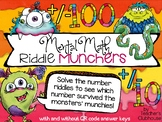 Mental Math Riddlers