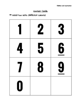 Mental Math Strategies (Addition and Subtraction)