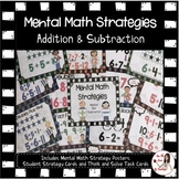 Mental Math Strategies: Addition & Subtraction to 20 (Bundle)