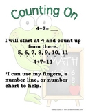 Mental Math Strategies Posters
