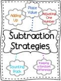 Mental Math Subtraction Strategies