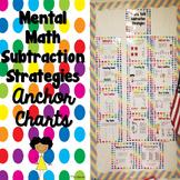Mental Math Subtraction Strategies Anchor Charts
