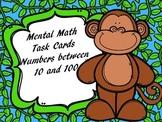 Mental Math Task Cards (Set 2)