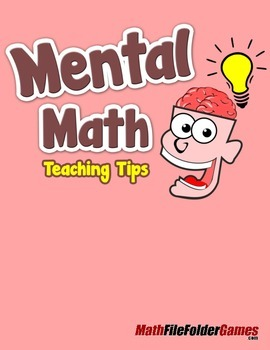 Mental Math Teaching Tips