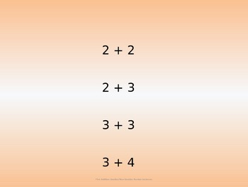 Mental Math Using Doubles/Near-Doubles Strategy