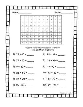 Mental Math Using Tens