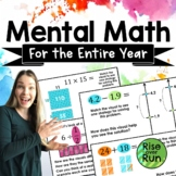 Number Talks and Mental Math for Middle School