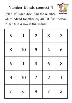 Mental Math games