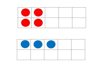 Mental Math with Double Ten Frames