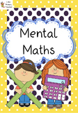 Mental Maths Activity Pack