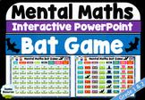 Mental Maths Bat Game | Grades 1 & 2 | Interactive PowerPo