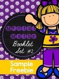 Mental Maths Booklet 2 - SAMPLE FREEBIE