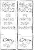 Mental Maths Booklet