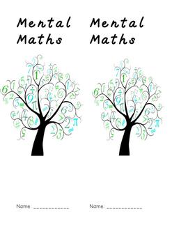 Mental Maths Cover