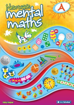 Mental Maths Workbook Sample Year 1 - Australian Curriculum Aligned