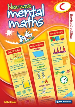 Mental Maths Workbook Year 3 - Australian Curriculum Aligned