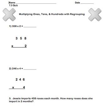 Mental Multiplication