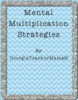 Mental Multiplication Strategies
