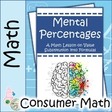 Mental Percentages: A Middle School Project on Percentages in the Real World