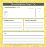 Mental Toughness Growth Lesson Plan