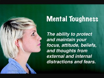 Mental Toughness PowerPoint