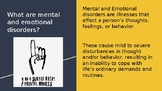 Mental and Emotional Health Powerpoint