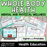 Mental and Physical Health for Elementary, Distance Learning