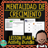 Mentalidad de Crecimiento Read Aloud Plans and Activities