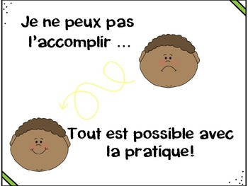 Mentalité de croissance-Growth Mindset French