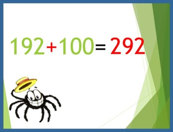 Mentally Add 100 to a Given Number