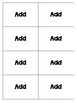 Mentally Add/Subtract 10 or 100 NBT 2.8 Card Game