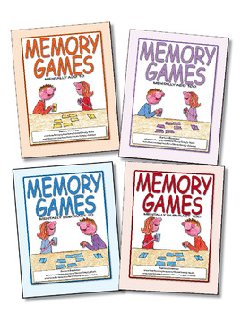 Mentally Add and Subtract 10 and 100 Memory Games