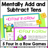 Mentally Adding & Subtracting 10 Games