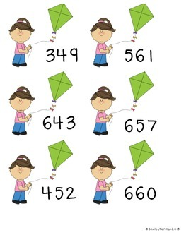 Mentally Adding and Subtracting Multiples of 10 and 100