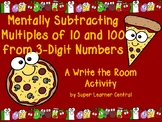 Mentally Subtracting Multiples of 10 and 100 from 3-Digit