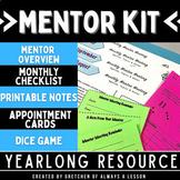 Teacher Mentor Kit for Mentor Teachers [Editable]